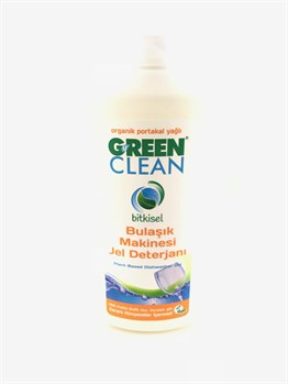 U GREEN CLEAN BULAŞIK MAKİNESİ JEL DETERJAN 1000ML